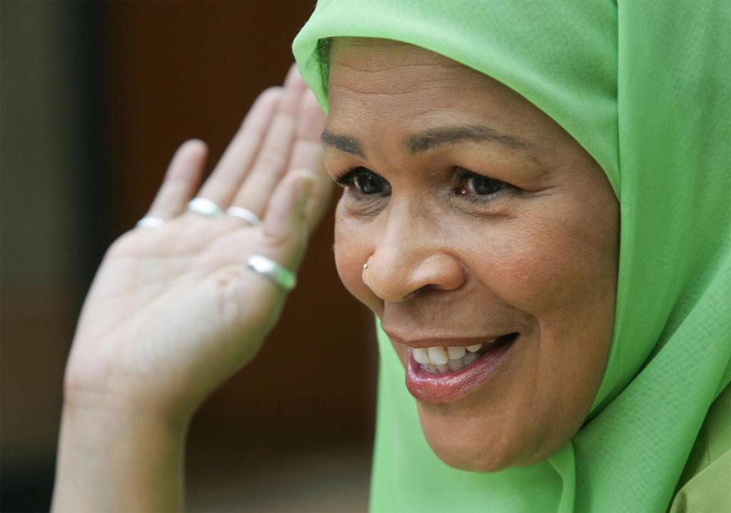 Baskin LA Muslim Single Women