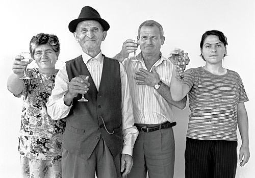 The Kocerri family from Albania: Muslims who saved Jews in World War II. (Norman H. Gershman photo)