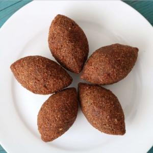 Stuffed Kibbi Spheres