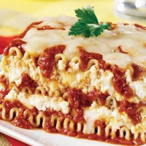 Skip a step Lasagna