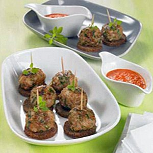 Allondigas Meatball and Pepper Cream Snacks