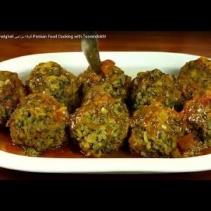Koofteh Berenji - Rice Kufta
