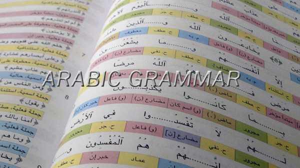 Using arabic grammar to understand the quran islamicity using arabic grammar to understand the quran malvernweather Gallery