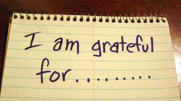 The Power of Expressing Gratitude - IslamiCity