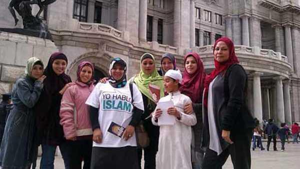 new muslim converts in usa