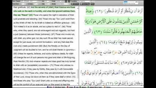 Juz 1 - Synchronized Quran Recitation with English Translation
