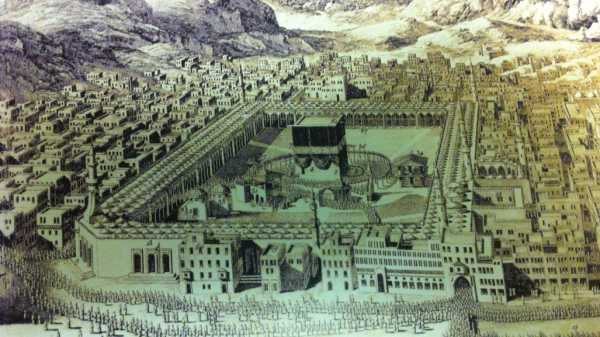 Awe Inspiring The History Of Al Masjid Al Haram And The History Of The Evergreenethics Interior Chair Design Evergreenethicsorg