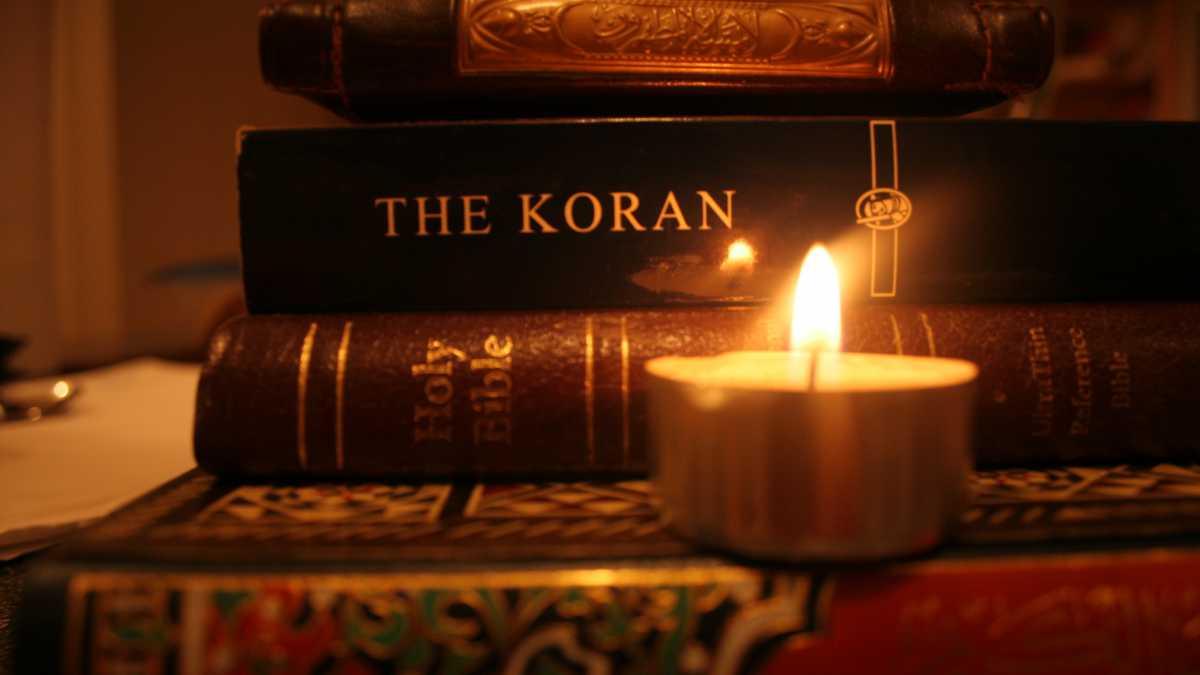 Quran is plagiarism