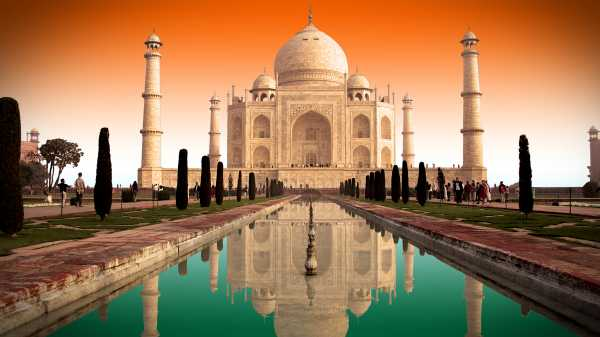 Taj Mahal: The Jewel of Muslim Art in India - IslamiCity