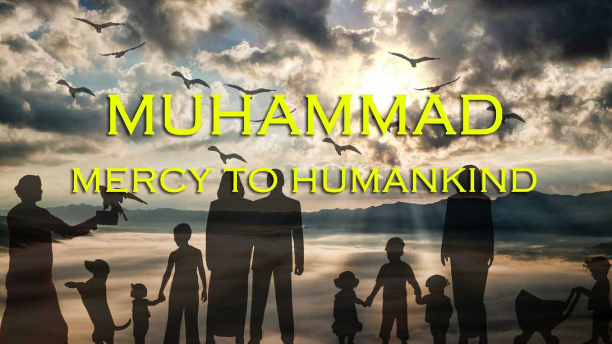 the kindness of prophet muhammad s islamicity prophet muhammad a mercy for all creation