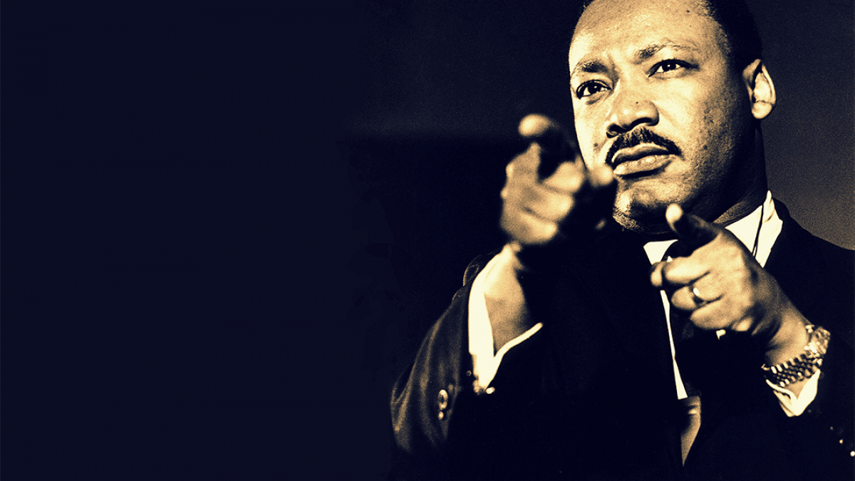 The Real Martin Luther King