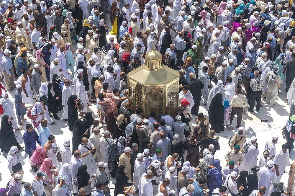 8-Maqam Ibrahim image1