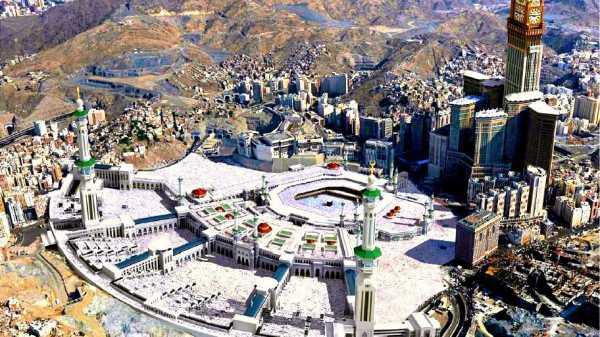Sensational Masjid Al Haram Expansion Acceptance Or Criticism Islamicity Evergreenethics Interior Chair Design Evergreenethicsorg