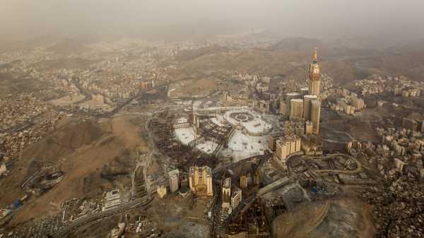 Masjid Al Haram Expansion The Case Of Shamiyyah Islamicity