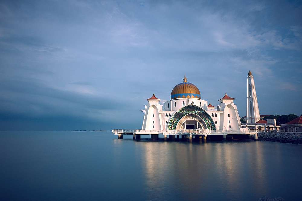 Malacca Mosque - Malaysia