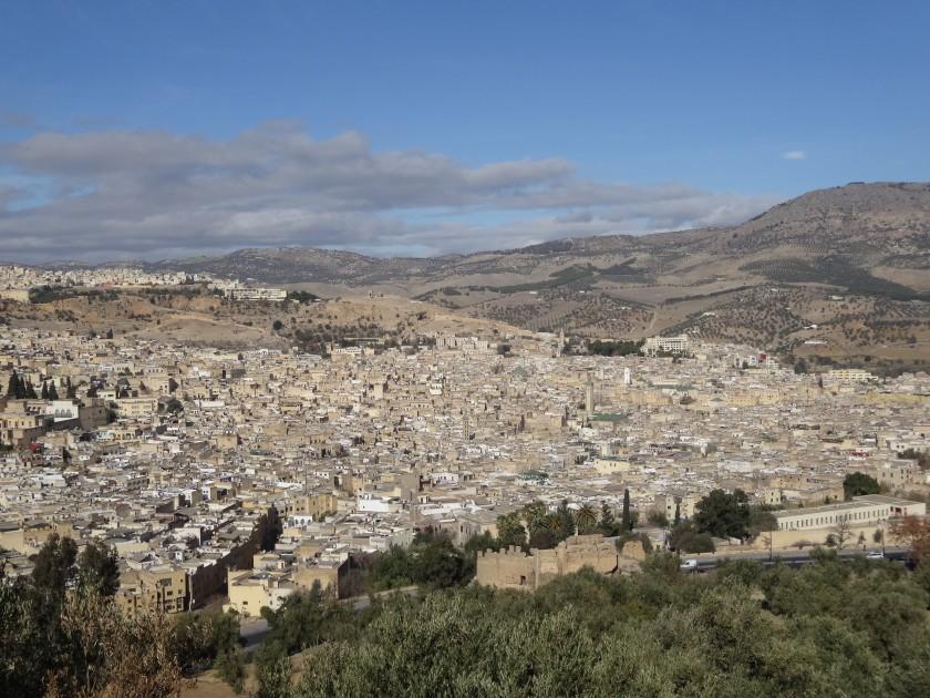 Fez_City_View