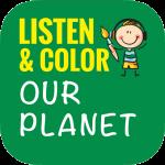 Listen & Color Our Planet